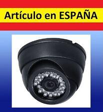 PAL CAMARA SEGURIDAD CCTV  color VISION NOCTURNA CMOS 380TVL IR video infrarrojo
