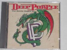 DEEP PURPLE -The Battle Rages On- CD