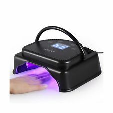Anself 64W Pro LED Gel Nail Dryer Curing Lamp Nail Polish Machine 110-240V Wi...
