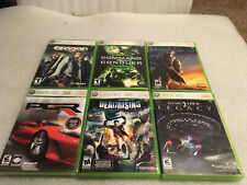 Xbox 360: 6 Games Collection, Used