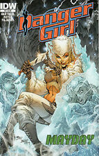 Danger Girl Mayday #3 (NM)`14 Hartnell/ Royle