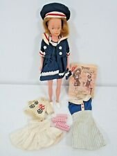 Vintage 1964 American Character Cricket Doll With Clothes Brochure 1960'S Toy