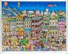 Charles Fazzino New Orleans and All That Jazz 3D Pop Art Limited Edition