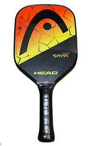 Head Spark Elite Pickleball Paddle USAPA Approved Composite Ergo Grip 8.1oz 16in