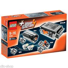 LEGO TECHNIC SET POWER FUNCTIONS - LEGO 8293