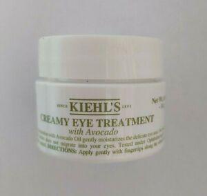 Kiehl's Creamy Eye Treatment with Avocado 0.5 oz / 14 g Sealed