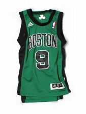 Youth Boy Boston Celtics Rajon Rondo #9 Basketball Jersey Size S/8