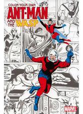 Antman coloring book RARE UNUSED