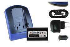 Baterìa+Cargador (USB) EN-EL1 para Nikon Coolpix 775, 880, 885, 995, 4300