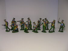 soldat 1er empire- Allemand:infanterie légère du 2eme battaillon du wurtemberg