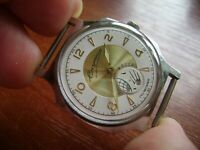 POBEDA Watch Russian Sputnik Millitary USSR Mechanical Wristwatches RARE