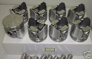 Buick 40 50 Series 263 V8 Pistons and Rings Kit 1950 1951 1952 1953 BRAND NEW