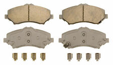Advance QC1327 Disc Brake Pad - ThermoQuiet, Front