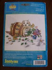 LITTLE RASCALS Janlynn Cross Stitch Kit Gary Patterson