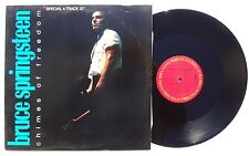 BRUCE SPRINGSTEEN: Chimes Of Freedom LP COLUMBIA RECORDS 4C4445 US 1988 Promo NM