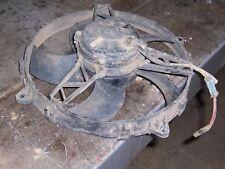 polaris sportsman 700 radiator cooling fan blower 2002 2003 2004 oem 03 04 600