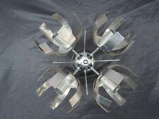 Plafonnier applique lampe spoutnik Jocelyne Trocmé vers 1970 space age
