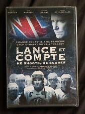 Lance Et Compte-He Shoots He Scores(2011, DVD) Dolby Digital 5.1,Canadian Import