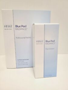 OBAGI BLUE PEEL RADIANCE KIT WITH PREP SOLUTION