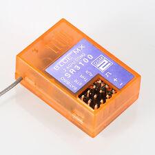 BlueMX DSM2 tierra receptor 2.4Ghz Spektrum 3 canales-DX3, DX2 SR3100
