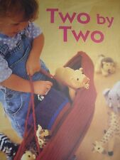 Toy Knitting Pattern Noah's Ark & Animals use DK £2.90 cheapest