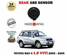 FOR TOYOTA RAV 4  1.8 VVTI  2000-2006 NEW 1 X REAR ANTI LOCK BRAKE ABS SENSOR