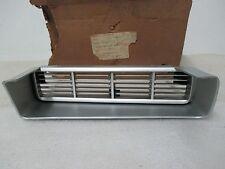 Mopar NOS 1975-77 Plymouth Gran Fury Right Lower Radiator Grille ASSY 3781020