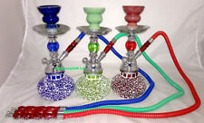 """Small (Up to 21"""" Tall) Collectable Shisha Pipes"""