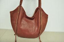 Linea Pelle Hobo Bag Brown Leather Shoulder Bag