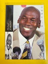 D49481 1993-94 Upper Deck SE #MJR1 Michael Jordan/Retirement Card