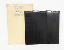 "Graflex Riteway 4x5"" Sheet Film Holder Darkslide Package 5"