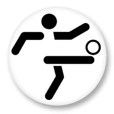 Magnet Aimant Frigo Ø38mm Picto Pictogramme Sport Game Olympic foot