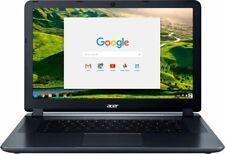 """NEW Acer Chromebook 15 Celeron N3060 15.6"""" HD 2GB LPDDR3 16GB SSD CB3-532-C3F7"""