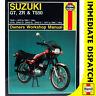 [0799] Suzuki GT50 TS50 ZR50 1977-90 Haynes Workshop Manual