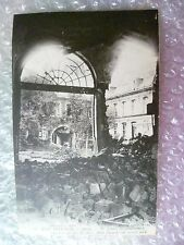 Postcard ARRAS- AFTER the Bombardment in World War 1914-1916 St. John's Hospital