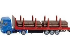 Siku Diecast Vehicle Model - 1659 Log Transporter