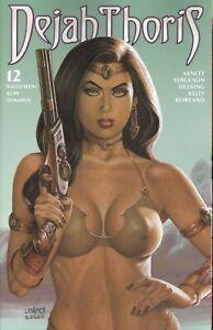 DEJAH THORIS #12 COVER C LINSNER VF/NM 2021 DYNAMITE HOHC