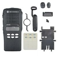 Black Replacement limited-keypad Housing For Motorola HT1250 Portable Radio