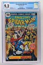 Amazing Spider-Man #156 - Marvel 1976 CGC 9.2 30 Cent Price Variant!