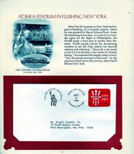 POPE JOHN PAUL II 1979  VISIT TO THE UNITED STATES COVERS   AS SHOWN