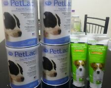 P1,000 10.5 OZ - PetAg PetLac Puppy Milk Replacement with FOS and live naturally
