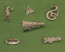 Harry Potter Badge Pin Slytherin Dobby Christmas Gift