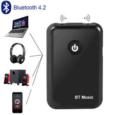 2 in 1 Bluetooth Transmitter Receiver HIFI Stereo Audio Music Adapter Converter
