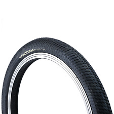 "20"" BMX Tyre Vandorm Drifter R2R 20"" x 2.00"" Freestyle Ramp Fast Tread Bike Tyre"