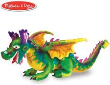Melissa & Doug Giant Dragon Stuffed Animal Plush