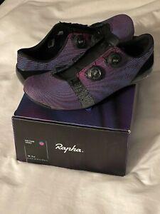 Rare Rapha Pro Team Shoes - Limited Edition EF Blue Colorway  EU 44.5 / UK 9.75