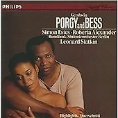 Porgy & Bess Highlights (Alexander/Estes/Slatkin), George Gershwin, Very Good Im
