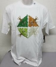 LRG (Lifted Research Groups)White Men's T-Shirt With Watermark's NWT Size XL