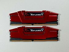 G.SKILL Ripjaws V Series 8GB (2 x 4GB) DDR4 2400MHz CL15 PC4-19200 288-Pin SDRAM