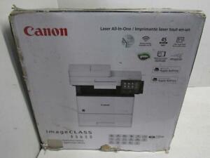 Canon imageCLASS D1650 Wireless Black & White All-in-One Laser Printer